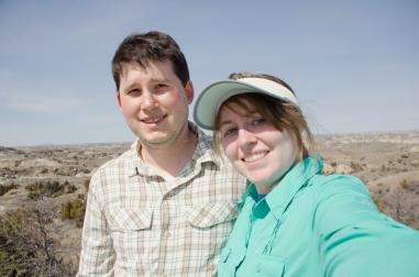 Hiking Theodore Roosevelt National Park, 2013