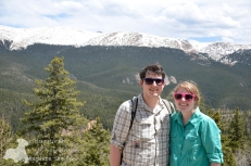 Mr + I near Divide, CO 2013
