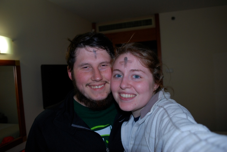Ash Wednesday in Israel, 2011