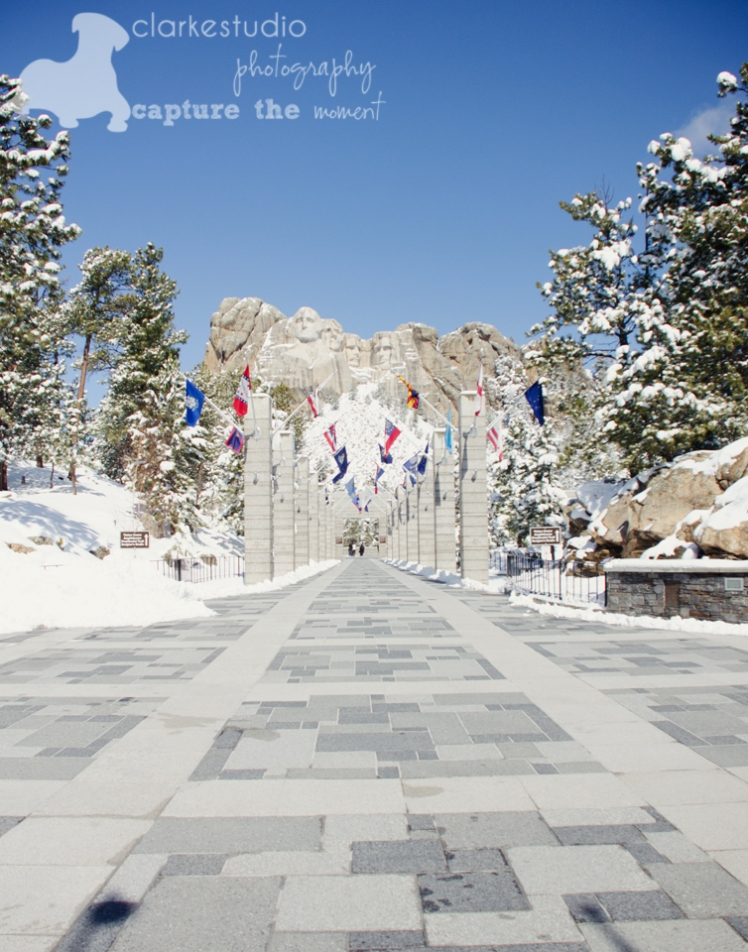 Mount_Rushmore in the Snow_FB
