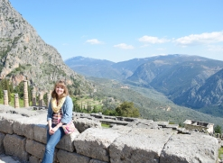 Delphi Greece, 2012
