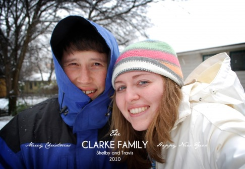 Christmas 2010 Family Photo