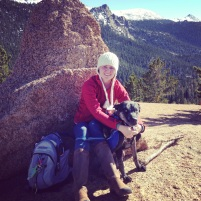 Top of the Crag's, October 2013