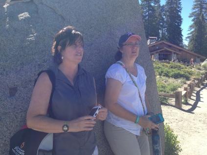 Mother in Law & Mom, Yosemite, 2014
