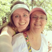 Me & Mom, Yosemite, 2014