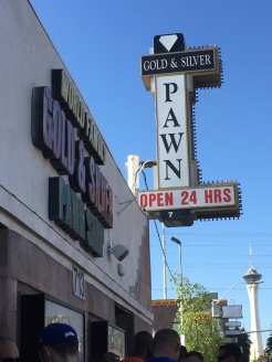Gold and Silver Pawn