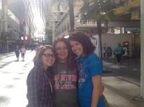Me, Mom and Baby Sis