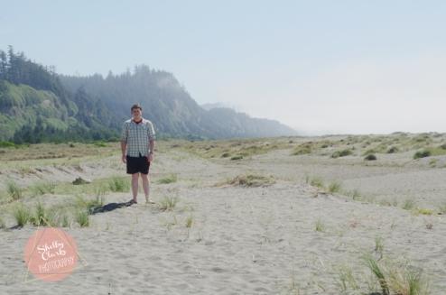 Northern California Beach