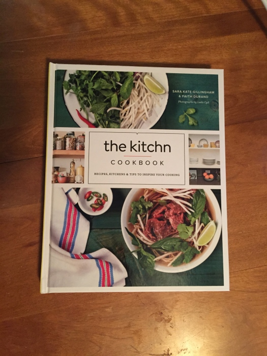 The Kitchn Cookbook review by Shelby Clarke
