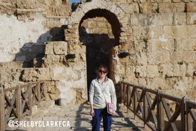 Caesarea by the Sea, Israel 2011