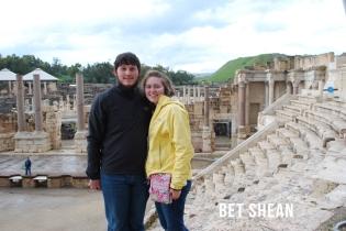 2011, Trip to Israel