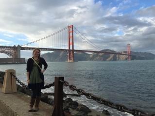 Dressember, Golden Gate, 2014