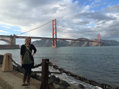 Dressember, Golden Gate, 2014