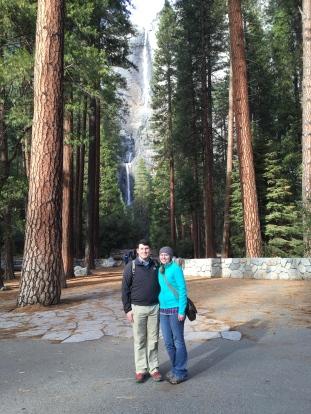 Us at Yosemite