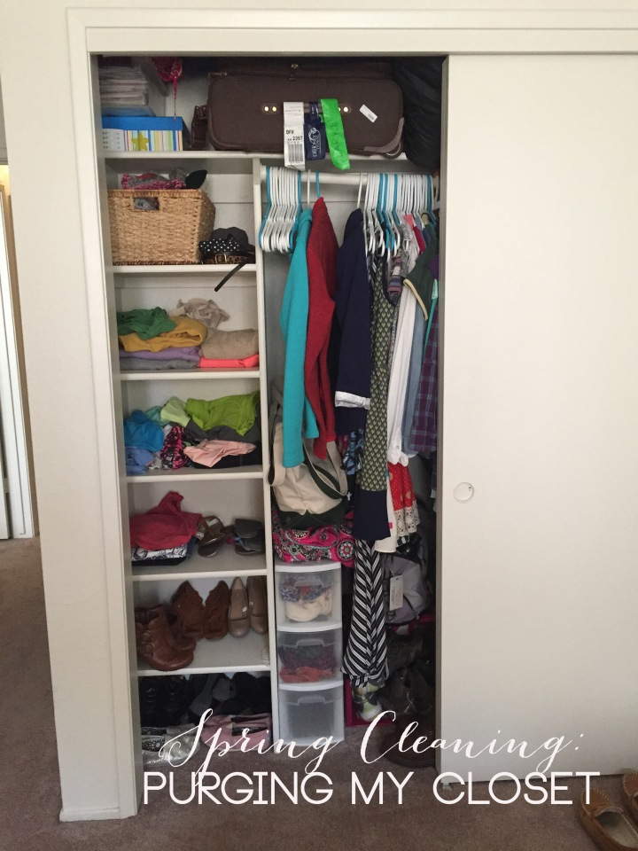 Spring Cleaning: Purging your Closet- Adventurous Shelby