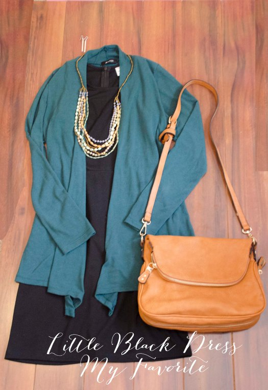 Adventurous Shelby | Wear It Wednesday; Little Black Dress 4 ways