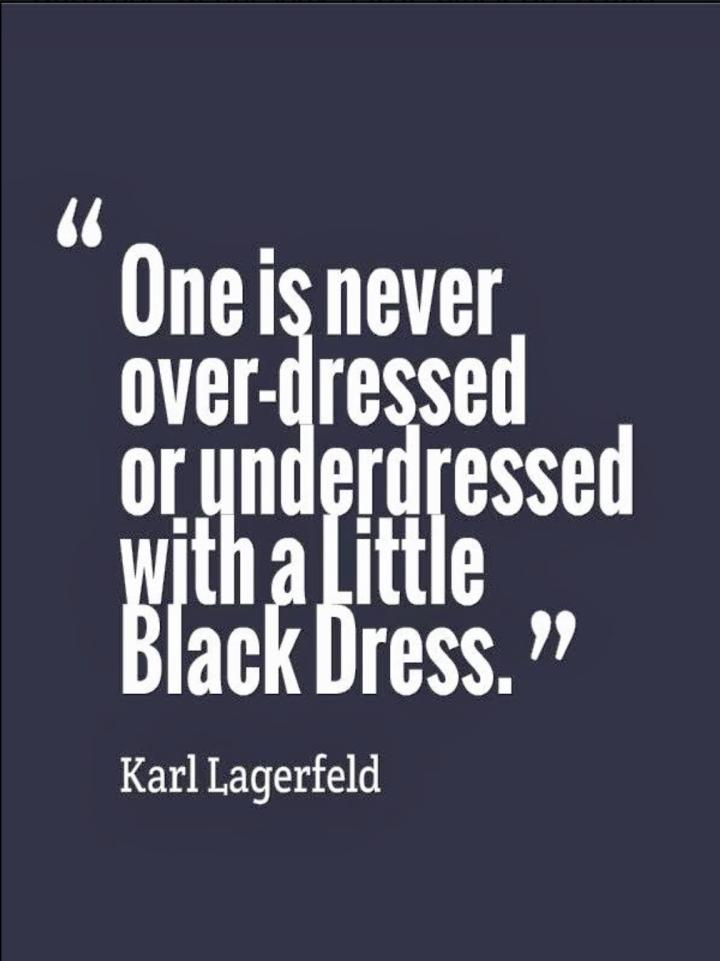 Adventurous Shelby | Little Black Dress
