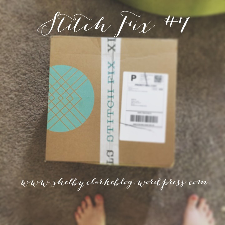 Adventurous Shelby | Stitch Fix #7