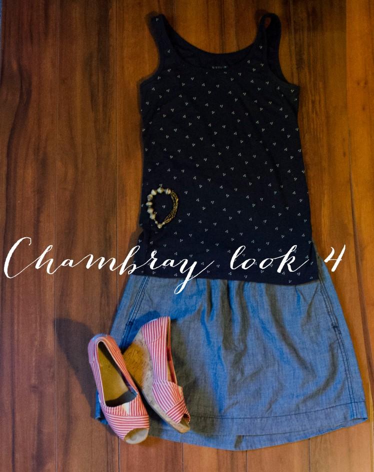Wear It Wednesday | chambray 4