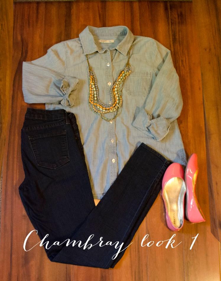 Wear It Wednesday | Chambray