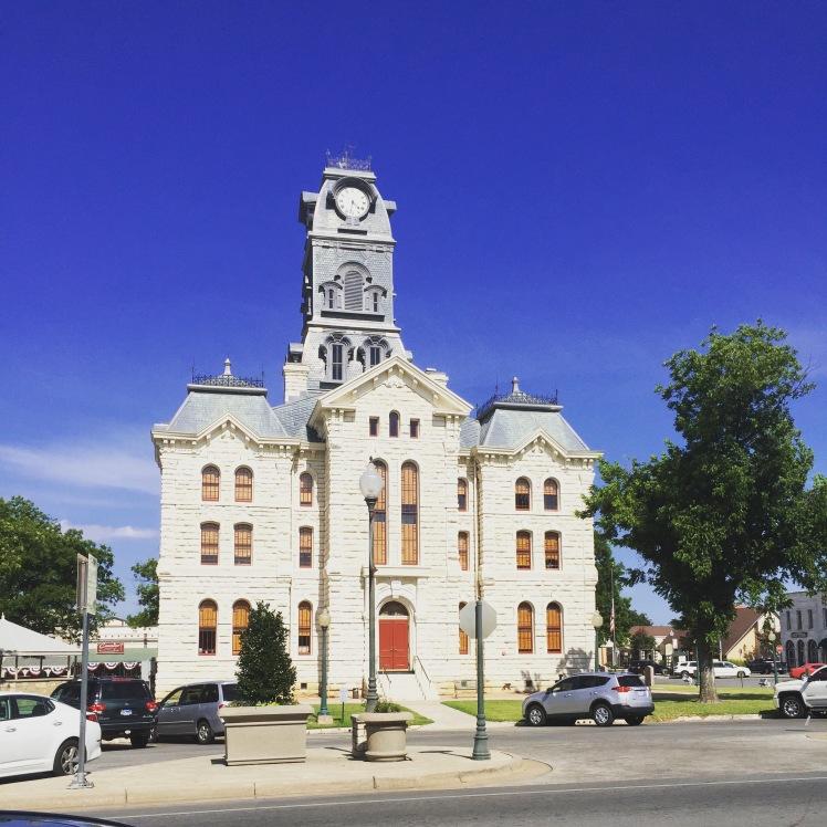 Hood County Court House