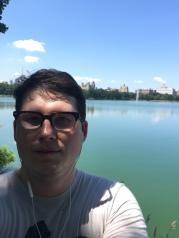 Travis in Central Park