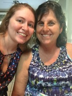 Me & My Mother in Law, Summer 2015