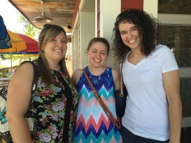 Kendra, me & Haley