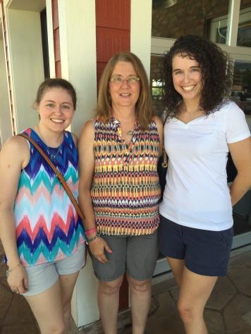 Me, Mom & Haley