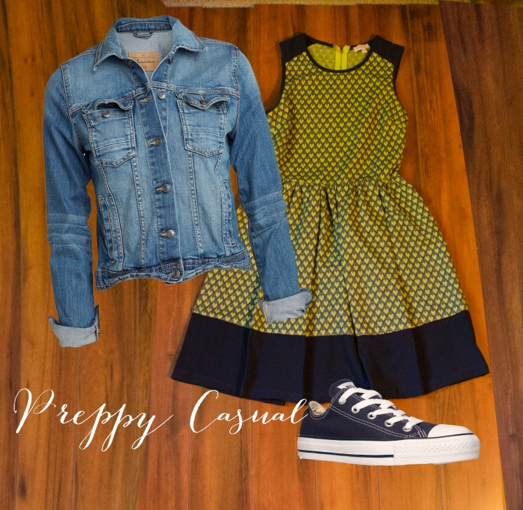Preppy Casual