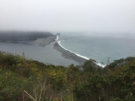 Pacific Ocean and Klamath River