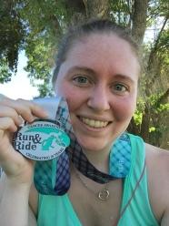 Modesto Run & Ride 10K Finisher