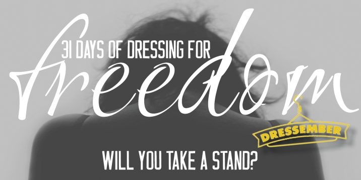 31 days of dressing for freedom small icon