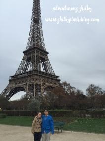 Eiffel Tower, 2015