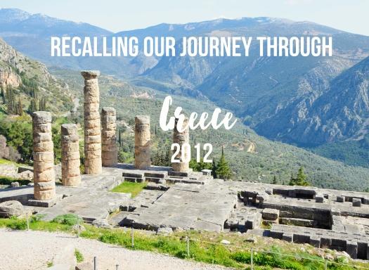 Delphi Greece on Adventurous Shelby
