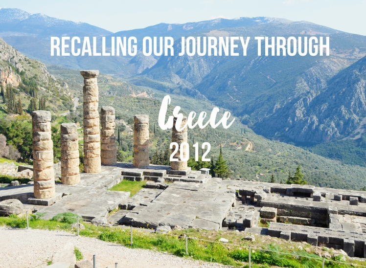 Delphi Greece on Adventurous Shelby