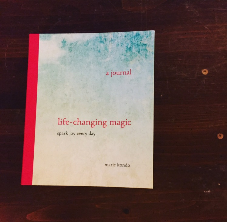 Life Changing Magic Journal