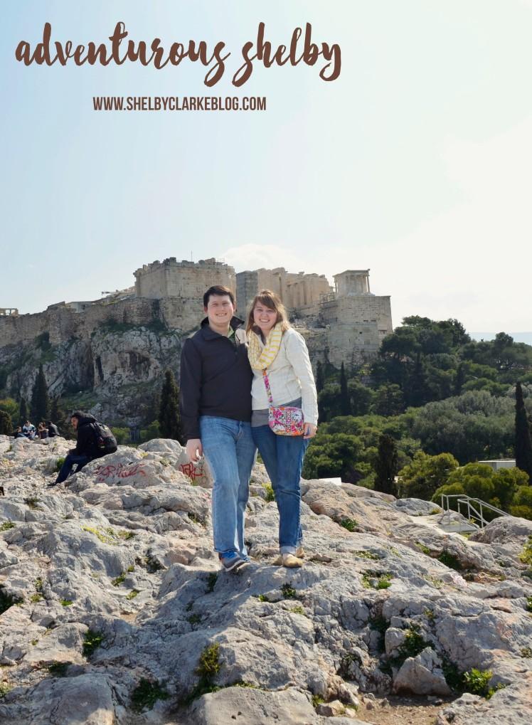 Mars Hill GreeceBLOG