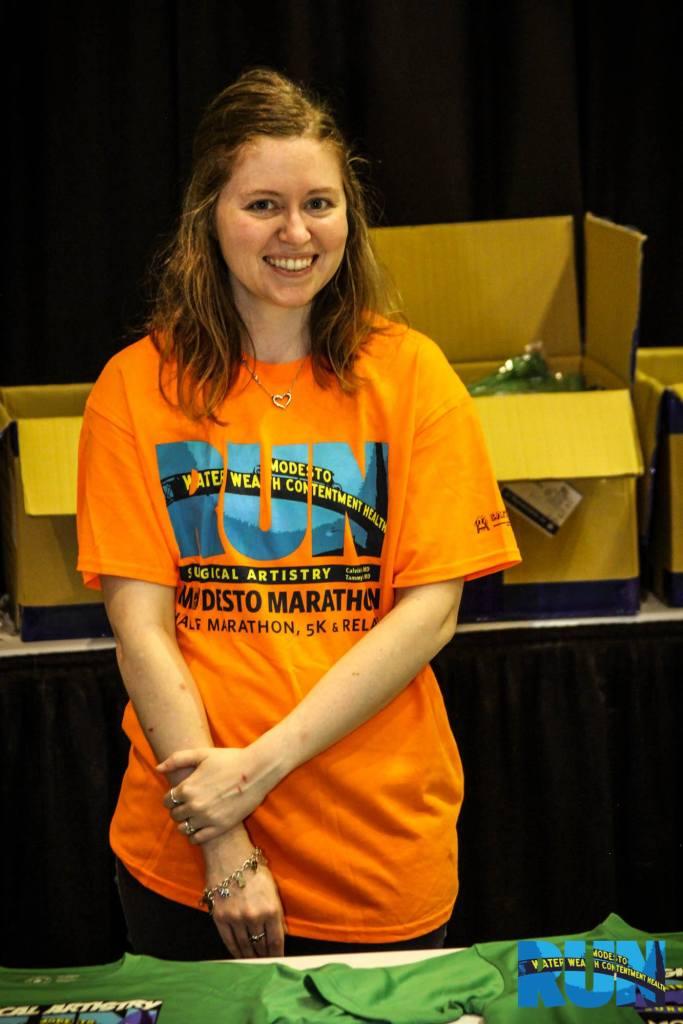 Modesto Marathon Volunteering