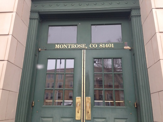 Hometown Series   Montrose Colorado