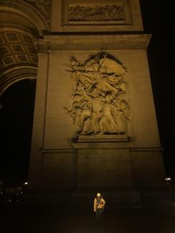 Arc du Triomphe, 2015
