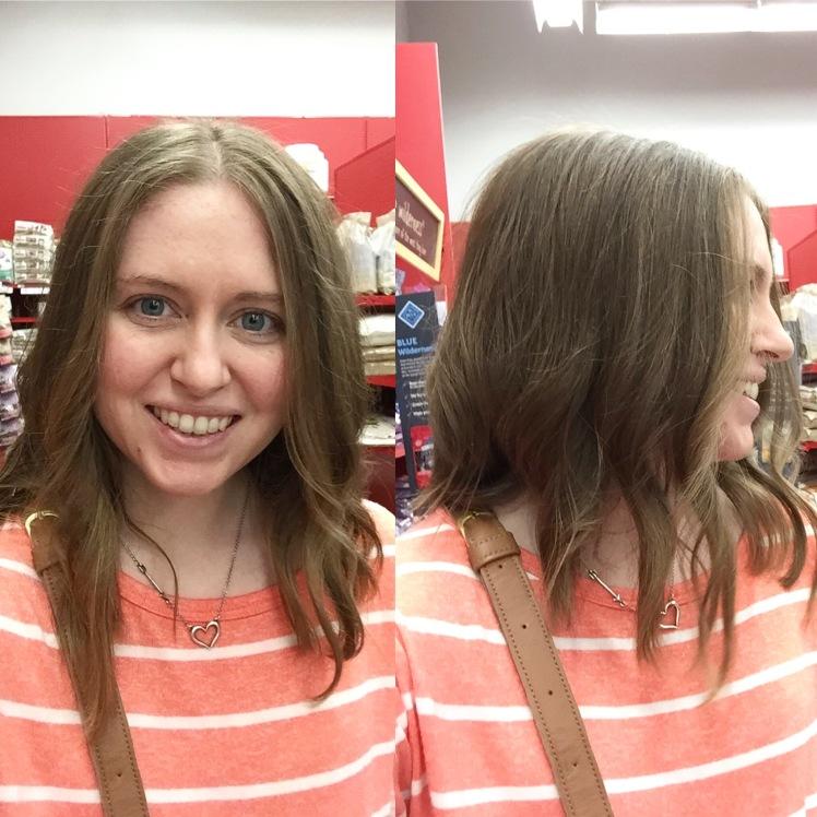 Haircut update