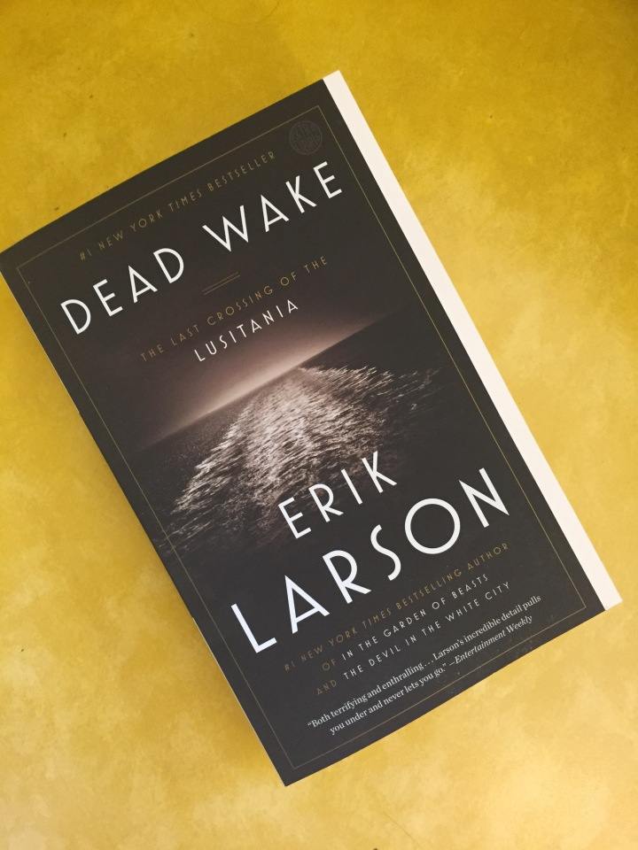 Dead Wake Review on Adventurous Shelby