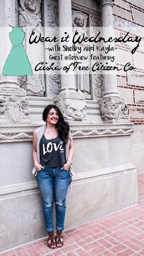 wear it wednesday guest post featuring aisha of free citizen co 1