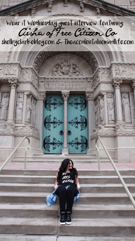 wear it wednesday guest post featuring aisha of free citizen co 2