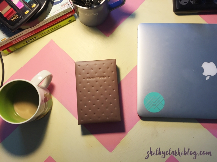 Ice Cream notebook Cover