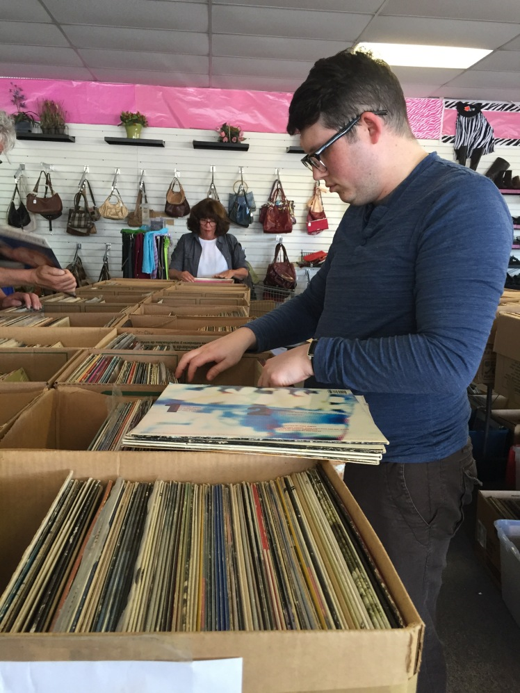 Travis record hunting