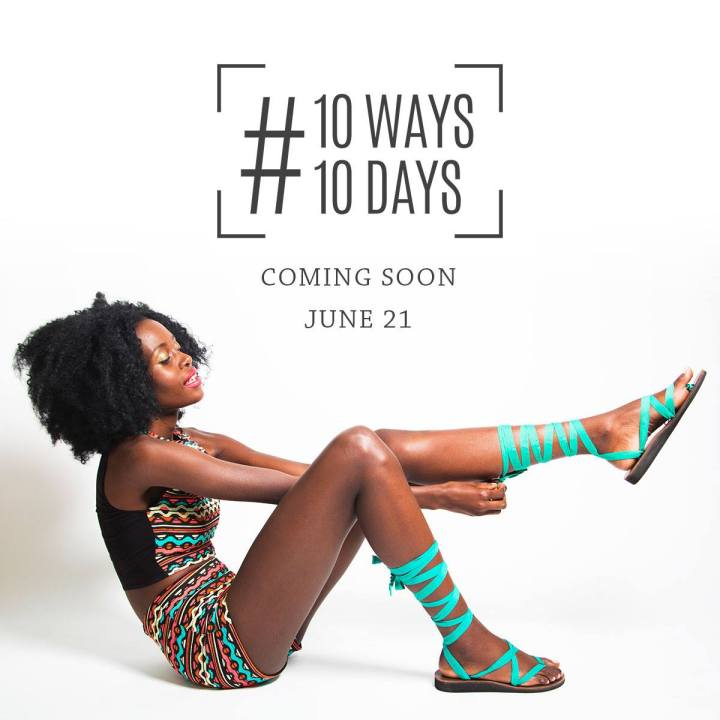 Sseko 10 ways 10 days