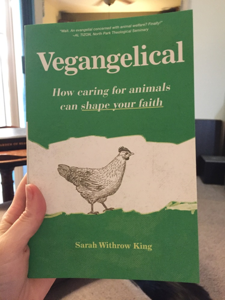 Vegangelical by Sarah King