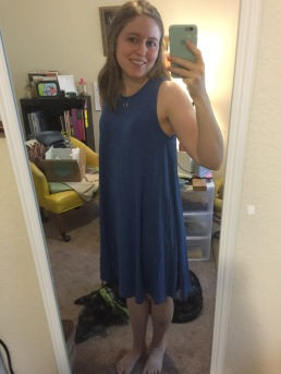 Everly Swing Dress